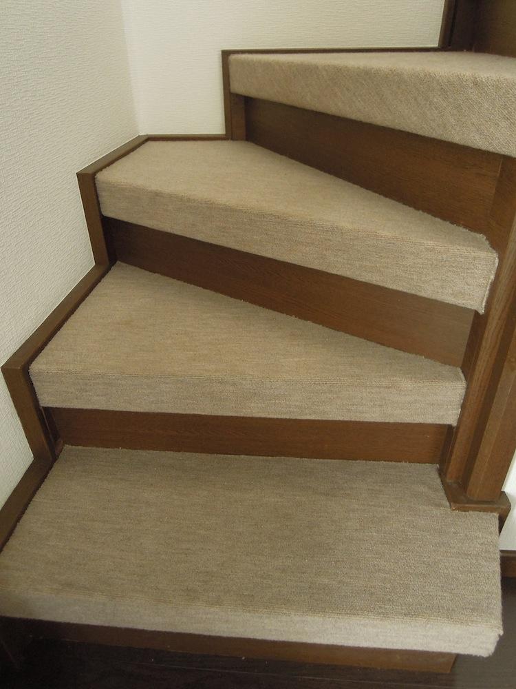 階段を上って2階のスペースも見てみましょう。